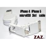 iPhone、iPad使いはこのケーブル必携!