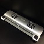 猛暑でもノートパソコンの性能を100%引き出す、ノートパソコン冷却台レビュー