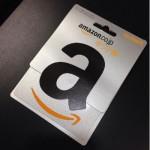 限定された支払い方法を現金で。Amazonギフト券ならそれが可能だ