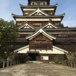 広島旅行記、広島城で歴史のロマンを感じた